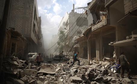 Întreg teritoriul Siriei, eliberat de luptătorii Statului Islamic. Anunțul a fost făcut de armata rusă