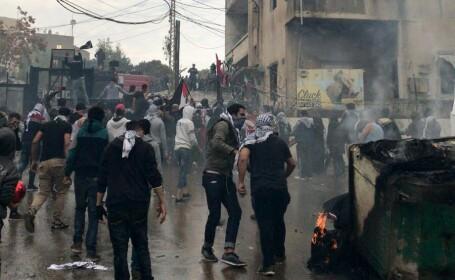 Violențe la ambasada SUA din Beirut. Forţele de ordine au intervenit cu gaze lacrimogene