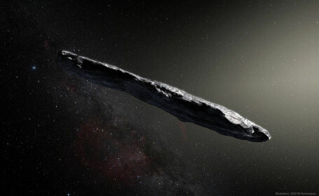 Oumuamua: Interstellar Asteroid