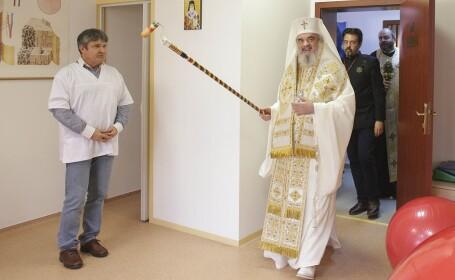 patriarhul sfintind centrul sfantul nectarie