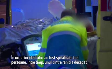 Mai mulți români s-au bătut într-o stație de metrou din Bruxelles: un mort