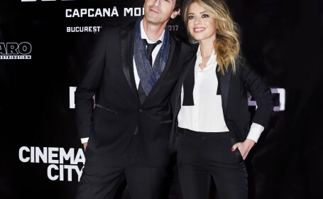 Adrien Brody, Alexandra Dinu