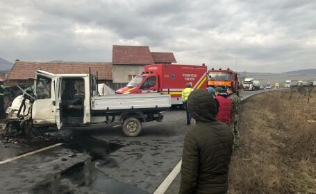 accident in localitatea Boiţa