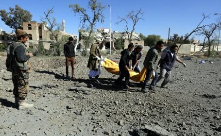 Raid aerian, Yemen