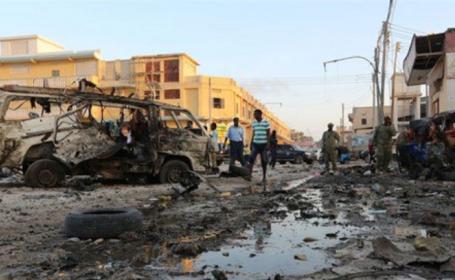 Atac terorist la Academia de Poliţie din Mogadishu. Cel puțin 15 morți
