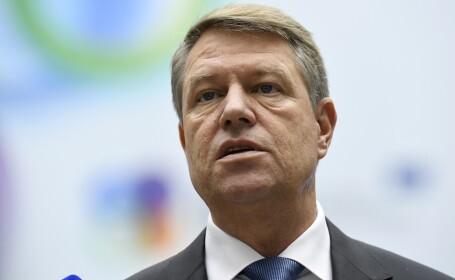Klaus Iohannis a semnat decrete de eliberare din funcţie a mai multor magistraţi