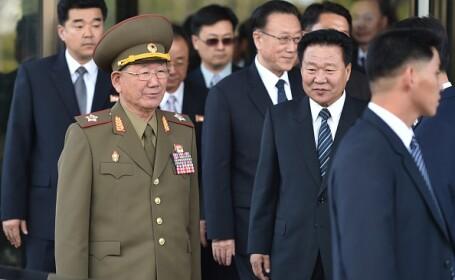 Al doilea om în stat din Coreea de Nord ar fi fost executat la ordinul lui Kim Jong-un