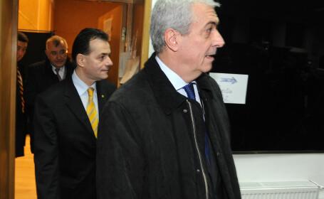 Ludovic Orban, Calin Popescu Tariceanu