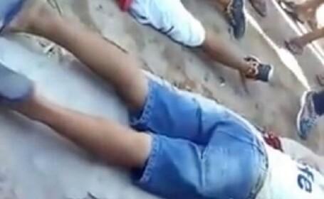 Masacru în timpul antrenamentului unui echipe de fotbal din Brazilia: 5 jucători, împuşcaţi