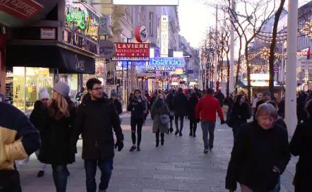 Tot mai mulți români își fac cumpărăturile la Viena. Ei cheltuiesc, în medie, 250 de euro pe zi