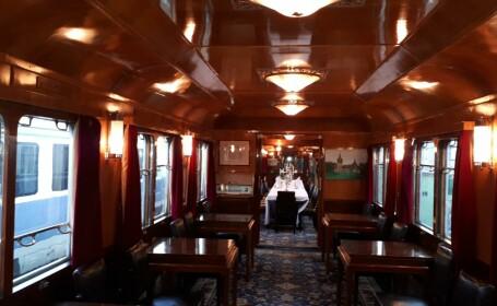 Cum arată Trenul Regal, care îl va conduce pe Regele Mihai, pentru ultima dată, la Curtea de Argeș. FOTO