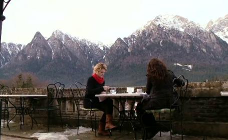 Locurile de la munte unde puteți savura o cafea și admira în același timp munții