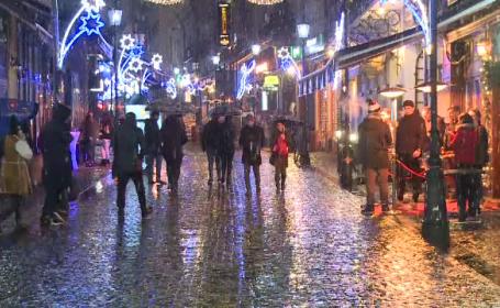Ninge în București