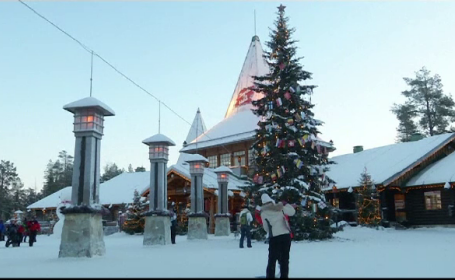 Primul grup de români a plecat spre Laponia. 1.500 de euro, prețul vacanței de 4 zile pentru o persoană