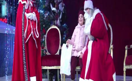 Moș Crăciun, Târgoviște