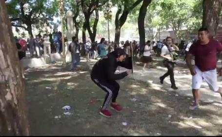 Violente in Argentina