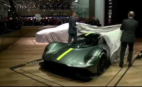Cele mai spectaculoase maşini din 2017. Cine a folosit vopsea din diamante sfărâmate