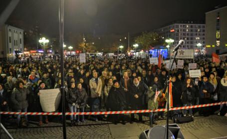 proteste suedia istock