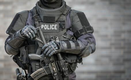 Politie, anti-terorism