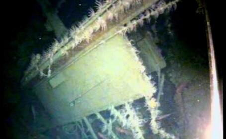 Submarin dispărut de 103 ani, găsit de o navă ce căuta resturile MH370