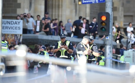 Incident Melbourne