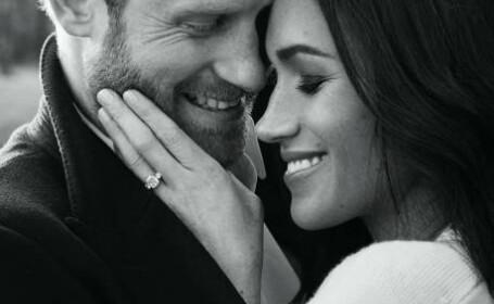 Prinţul Harry şi Meghan Markle