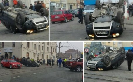 accident Arad