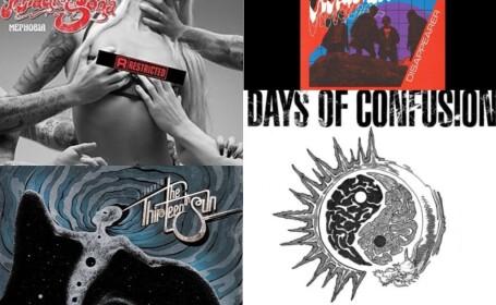 Cele mai bune albume și E.P.-uri rock & metal românești din 2017