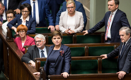 polonia parlament