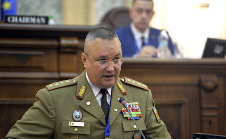 Decizie finală în cazul şefului Armatei Române. Generalul Ciucă poate rămâne în funcţie