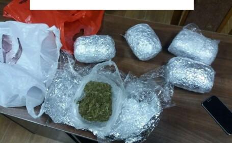 Suspect de trafic de droguri de risc, reținut de procurorii DIICOT Suceava