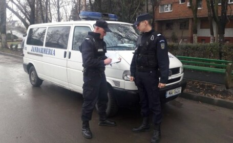 Jandarmii din Arad au făcut o faptă bună chiar în Ajunul Crăciunului