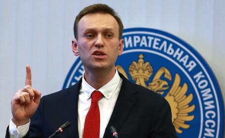 Comisia Electorală din Rusia i-a interzis lui Alexei Navalny să candideze împotriva lui Putin