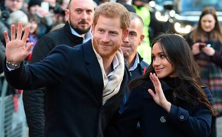 Sacrificiile făcute de Prințul Harry din dragoste pentru Meghan Markle