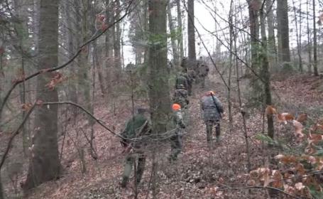 Turism vânătoresc, la pensiunile din Bucovina. Prețul pentru o partidă de vânătoare