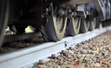 Roțile trenului