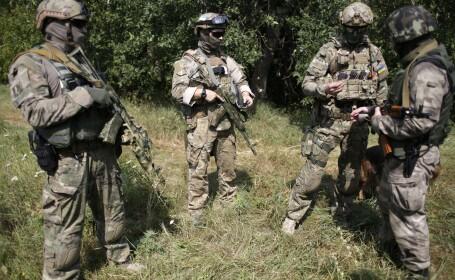 soldati Rusia