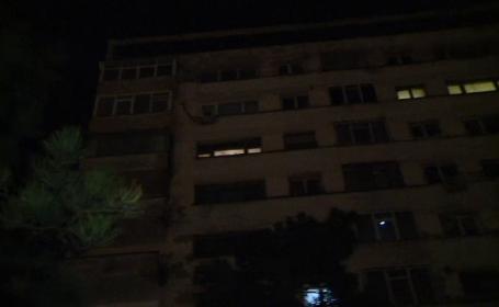 cazuta balcon