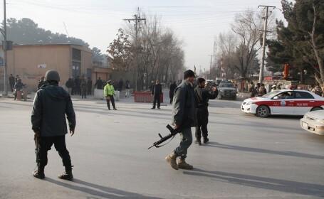 forte de securitate in Kabul