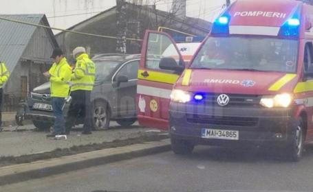 Fetita ucisa de un politist