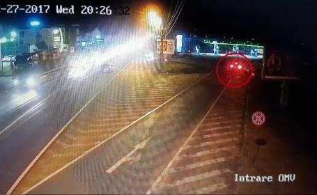 Biciclist din Dej, accidentat grav, după ce un șofer nu s-a asigurat