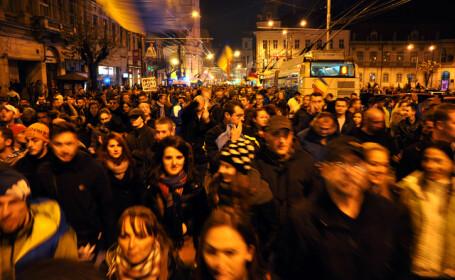 Studiu IRES. Românii au multă încredere în UE şi în primar, dar deloc în partide