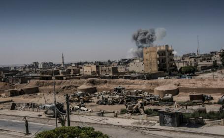 2017, anul înfrângerii Califatului instaurat de ISIS. Dezastrul lăsat în urmă de jihadişti