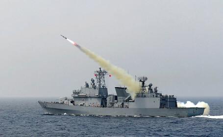 Patru nave nord-coreene, sub interdicția ONU. China a salvat alte șase