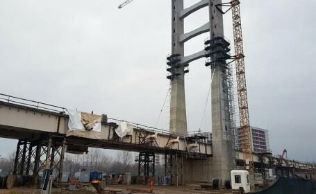 Explozie pe platforma siderurgică de la Galaţi. Trei muncitori au suferit atacuri de panică