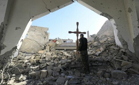 Craciun in Raqqa
