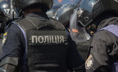ucraina politie