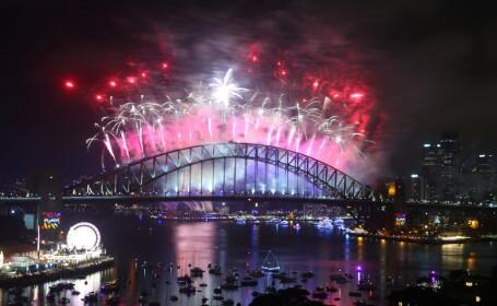 Revelion 2018 Australia