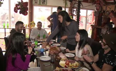 Meniurile preferate de români pentru noaptea de Revelion