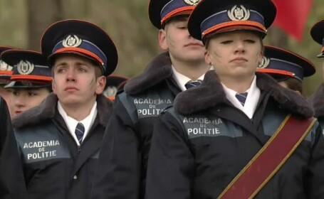 studenti academia de politie